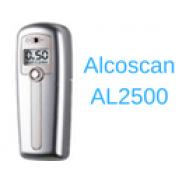 Дрегер за алкохол AL2500 комплект