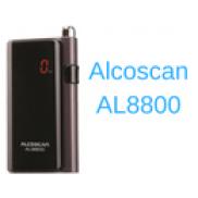 Дрегер за алкохол AL8800 комплект