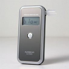Дрегер за алкохол AL7000 комплект + 50 броя мундщук + резервни алкални батерии + една безплатна калибровка в гаранционния срок