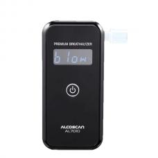 Дрегер за алкохол AL7010 комплект + резервни алкални батерии + една безплатна калибровка в гаранционния срок
