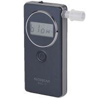 Дрегер за алкохол ALC-1 комплект + 50 броя мундщук + резервни алкални батерии + една безплатна калибровка в гаранционния срок
