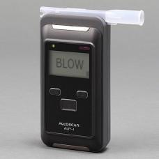 Дрегер за алкохол ALP-1 комплект + 50 броя мундщук + резервни алкални батерии + една безплатна калибровка в гаранционния срок